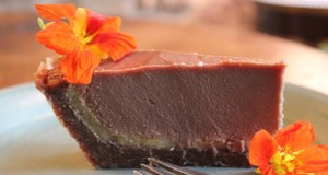 Cacao Silk Pie