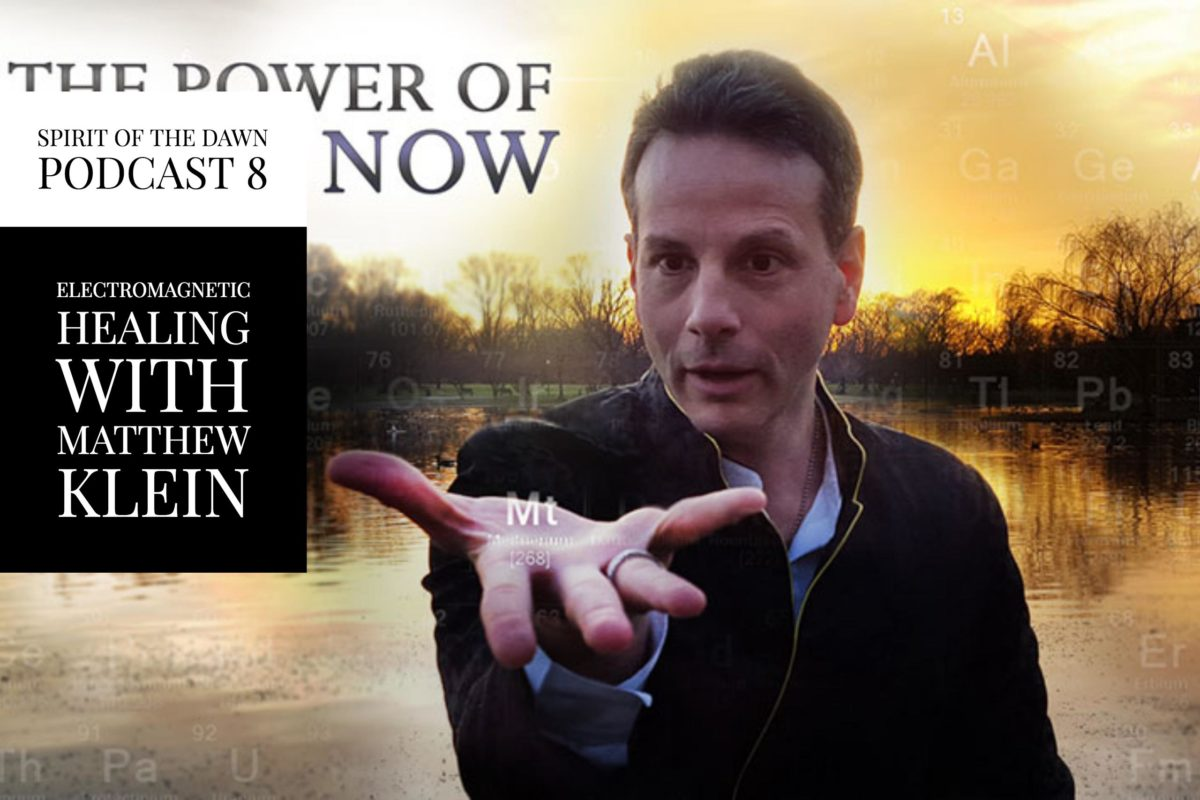 Electromagnetic Healing with Matthew Klein