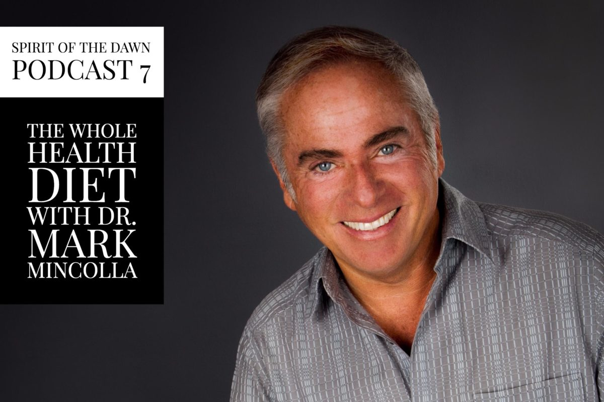 The Whole Health Diet with Dr. Mark Mincolla